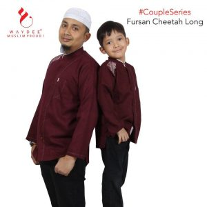 BAJU KOKO FURSAN CHEETAH LONG KIDS